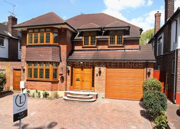 Thumbnail 6 bedroom detached house to rent in Brook Way, Chigwell