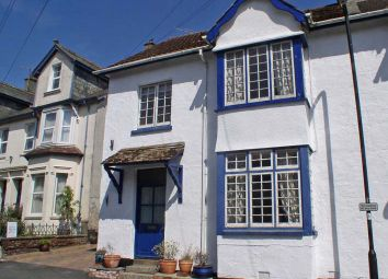 Thumbnail 4 bed end terrace house for sale in Court Street, Moretonhampstead
