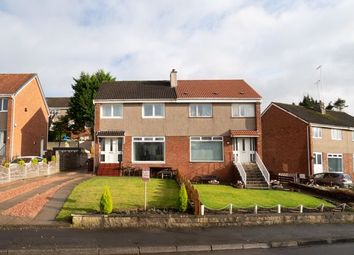 Thumbnail 3 bed semi-detached house for sale in 11 Glencroft Avenue, Calderbraes, Uddingston