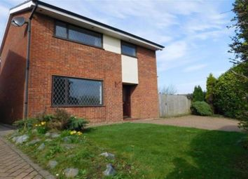 Thumbnail 4 bed detached house to rent in Cunnery Meadow, Clayton-Le-Woods, Chorley
