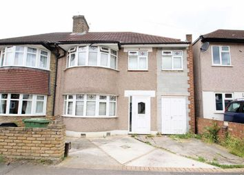 Thumbnail 4 bed semi-detached house for sale in Selsey Crescent, Welling