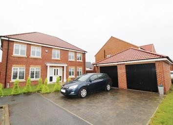 Thumbnail 5 bed detached house for sale in Pennydarren Way, Ingleby Barwick, Stockton-On-Tees