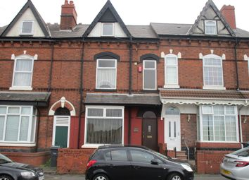 Thumbnail 4 bed terraced house for sale in Bearwood Road, Bearwood, Smethwick