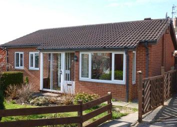 Thumbnail 2 bed bungalow to rent in Laurel Garth Close, Old Whittington, Chesterfield