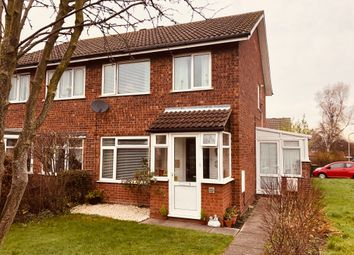 Thumbnail 3 bed semi-detached house for sale in Angelica, Amington, Tamworth