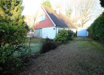 Thumbnail 3 bed detached house for sale in Orchard Hill, Windlesham, Surrey