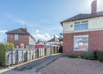 Thumbnail 2 bedroom end terrace house for sale in Butterthwaite Crescent, Sheffield, South Yorkshire