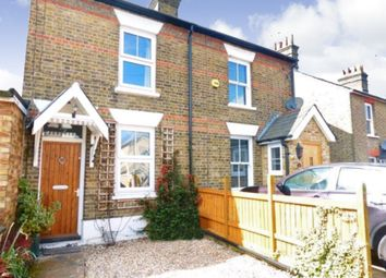 Thumbnail 2 bedroom terraced house for sale in Milton Road, Warley, Brentwood