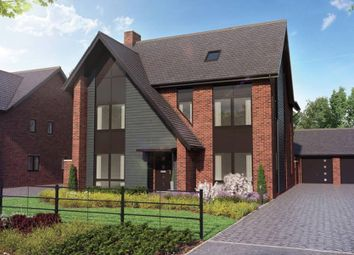 "Thumbnail 6 bed property for sale in ""The Francis"" at Marrow Close, Rugby"
