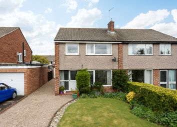 Thumbnail 3 bed semi-detached house for sale in Heatherdene, Tadcaster