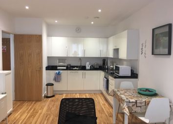Thumbnail 1 bed flat to rent in Elmira Way, Salford Quays