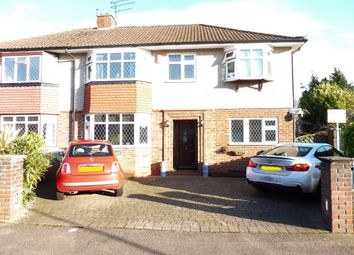 Thumbnail 6 bed semi-detached house for sale in Trafalgar Avenue, Broxbourne