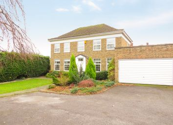 Thumbnail 4 bed detached house for sale in Frankton Avenue, Haywards Heath