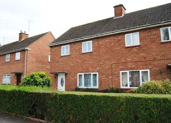 Thumbnail 2 bed semi-detached house for sale in Gaywood, King's Lynn, Norfolk