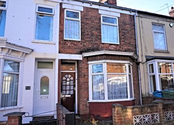 Thumbnail 3 bed terraced house for sale in Westbourne Grove, Hessle