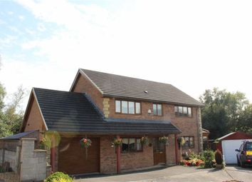 Thumbnail 4 bed detached house for sale in Bay View Gardens, Skewen, Neath