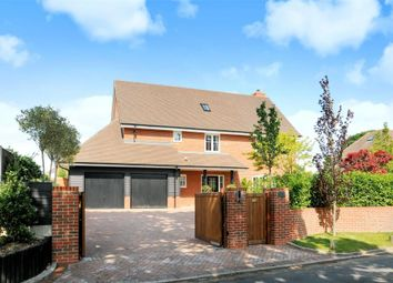 Thumbnail 6 bed detached house for sale in Waterford Lane, Lymington, Hampshire