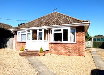 Thumbnail 2 bed detached bungalow for sale in Mill Road, Alpington, Norwich