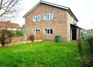 Thumbnail 1 bed terraced house to rent in Threshfield Drive, Timperley