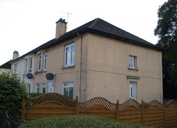 Thumbnail 2 bed flat to rent in Locksley Avenue, Glasgow