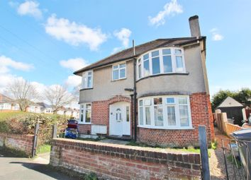 Thumbnail 1 bed flat for sale in Priory View Road, Moordown, Bournemouth