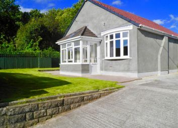 Thumbnail 2 bed bungalow to rent in Tyla Coch, Llanharry, Pontyclun