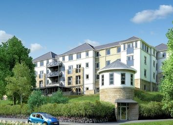 Thumbnail 1 bed flat for sale in Tregolls Road, Truro