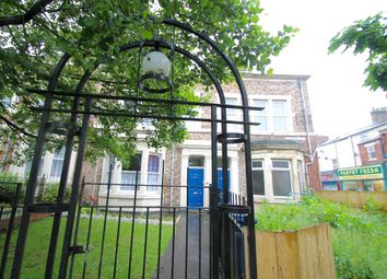 Thumbnail 2 bedroom maisonette for sale in Woodbine Place, Gateshead