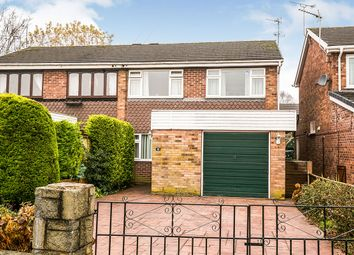 Thumbnail 4 bed semi-detached house for sale in Windsor Close, Oswestry, Shropshire