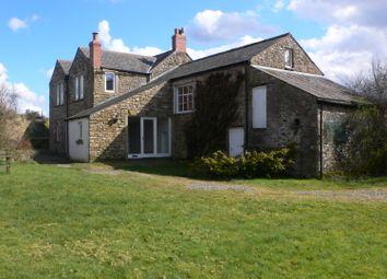 Thumbnail 4 bed detached house for sale in Upper Denton, Gilsland