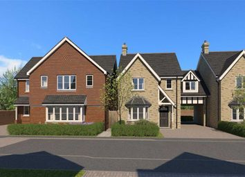 Thumbnail 4 bed detached house for sale in Plot 21 Orchard Green, Faversham, Kent