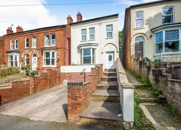 Thumbnail 3 bedroom detached house for sale in Rowley Street, Walsall, West Midlands