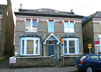 Thumbnail 1 bed flat to rent in 58 Longley Road, Tooting