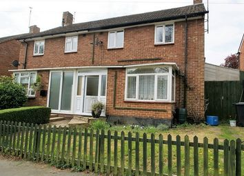 Thumbnail 4 bed semi-detached house for sale in Lawrence Avenue, Sawbridgeworth