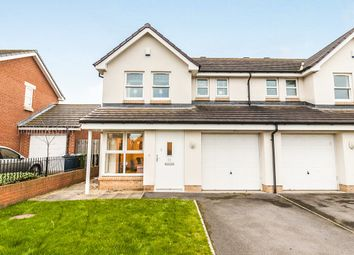 Thumbnail 3 bed semi-detached house for sale in Waterford Green, Hartley Wood, Sunderland