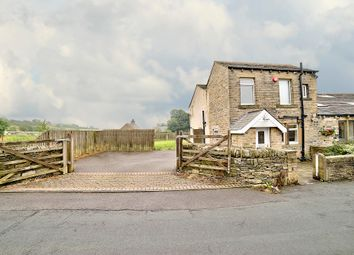 Thumbnail 3 bed semi-detached house for sale in Hall Bower, Huddersfield