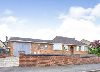 Thumbnail 3 bed detached bungalow for sale in Vauxhall Avenue, Mackworth, Derby