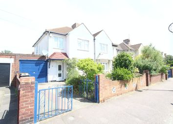 Thumbnail 3 bed semi-detached house for sale in Harewood Road, Bedford