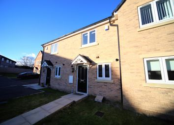 Thumbnail 2 bed town house to rent in Rectory Close, Wombwell, Barnsley