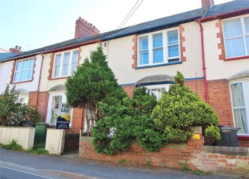 Thumbnail 3 bed terraced house for sale in Wimborne Terrace, Barnstaple