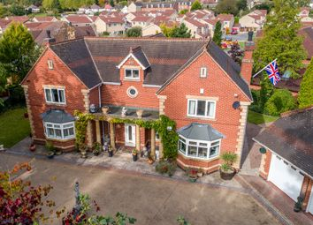 Thumbnail 4 bed detached house for sale in Quarry Lane, Chesterfield