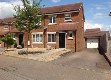 Thumbnail 3 bed semi-detached house to rent in Mariners Way, Northfleet, Gravesend