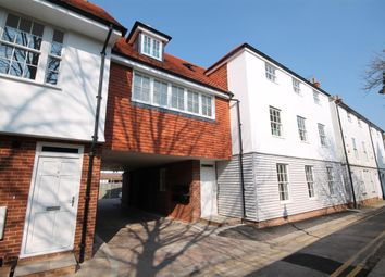 Thumbnail 1 bed flat for sale in St. Marys Court, Church Lane, Canterbury