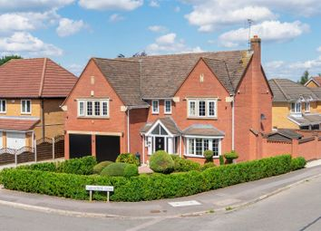 5 bed detached house for sale in Carnation Close, Leicester Forest East, Leicester LE3