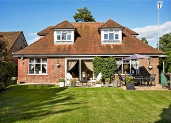 Thumbnail 4 bedroom detached house for sale in Luddington Avenue, Virginia Water, Surrey