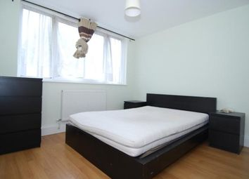 Thumbnail 3 bed flat to rent in Downfield Close, London