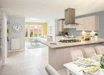 """Thumbnail 4 bed detached house for sale in """"Cadleigh"""" at Hyde End Road, Spencers Wood, Reading"""