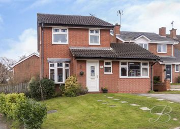 Thumbnail 3 bed detached house for sale in Brackmills Close, Forest Town, Mansfield