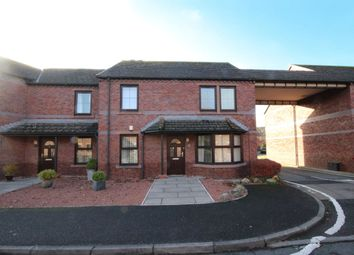 Thumbnail 2 bed flat for sale in 1 Threave Court, Riverside Way, Carlisle, Cumbria