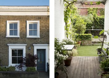 Thumbnail 2 bed terraced house for sale in South Worple Way, London